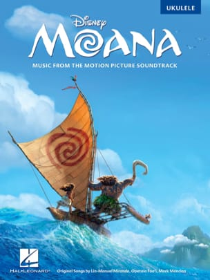 DISNEY - Vaiana - Movie Music - Sheet Music - di-arezzo.co.uk