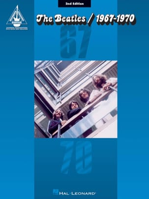The Beatles 1967-1970 - BEATLES - Partition - laflutedepan.com