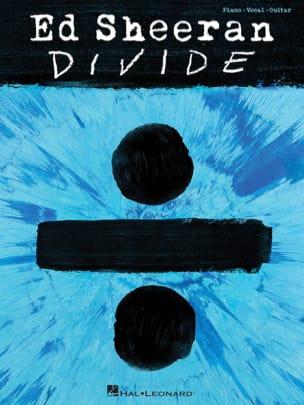 Divide - Ed Sheeran - Partition - Pop / Rock - laflutedepan.com