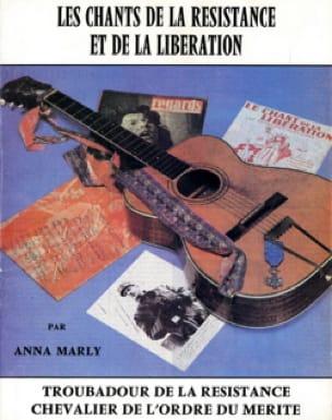Anna Marly - Les Chants de la Résistance et de la Libération - Partition - di-arezzo.ch
