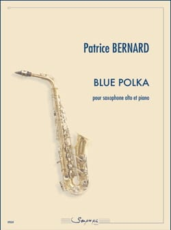 Patrice Bernard - Blue Polka - Sheet Music - di-arezzo.co.uk