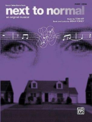 Tom Kitt & Brian Yorkey - Next to Normal - Musical Comedy - Sheet Music - di-arezzo.co.uk
