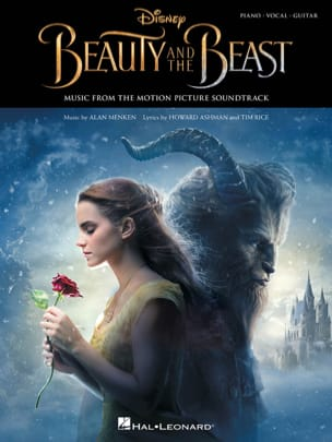 DISNEY - Beauty and the Beast - Musica da film - Partitura - di-arezzo.it