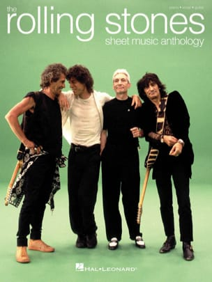 The Rolling Stones - Sheet Music Anthology - laflutedepan.com