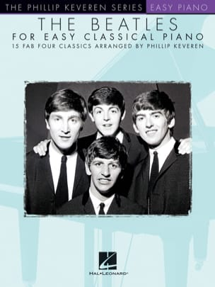The Beatles for Easy Classical Piano BEATLES Partition laflutedepan