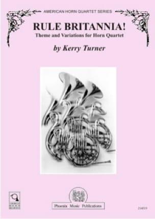 Kerry Turner - Rule Brittania! - Partition - di-arezzo.co.uk