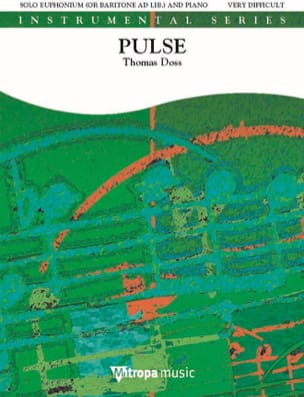 Thomas Doss - Pulse - Sheet Music - di-arezzo.com