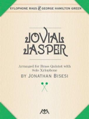 George Hamilton Green - Jovial Jasper - A Slow Drag - Partition - di-arezzo.fr