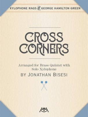 George Hamilton Green - Cross Corners - Partition - di-arezzo.fr