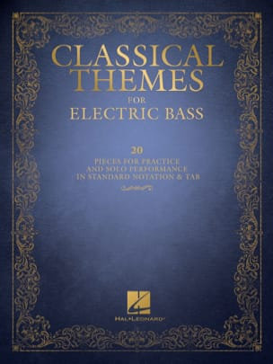 - Classical Themes for Electric Bass - Partition - di-arezzo.fr