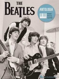 BEATLES - Anthology - Sheet Music - di-arezzo.co.uk