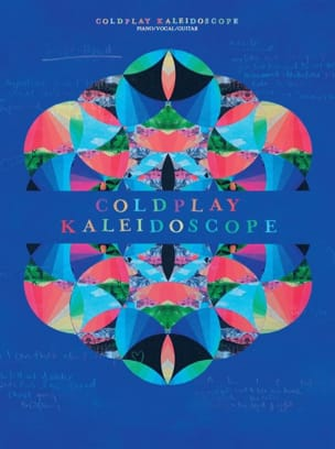 Kaleidoscope - Coldplay - Partition - Pop / Rock - laflutedepan.com