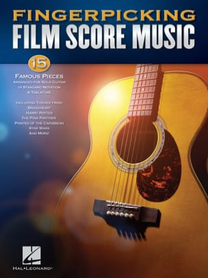 Fingerpicking Movie Score Music - Partitura - di-arezzo.it
