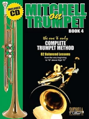 Harold Mitchell - Complete Trumpet Method - Volume 4 - Sheet Music - di-arezzo.co.uk