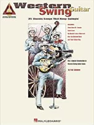 - Western Swing Guitar - Partition - di-arezzo.fr