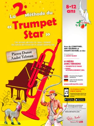 The 2nd method of the Trumpet Star - Sheet Music - di-arezzo.com