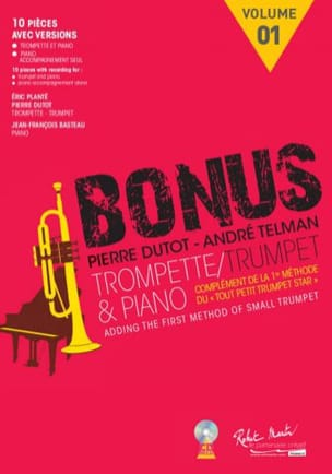 Pierre Dutot & André Telman - Bonus 1 - Complement of the Little Trumpet Star Method - Sheet Music - di-arezzo.co.uk
