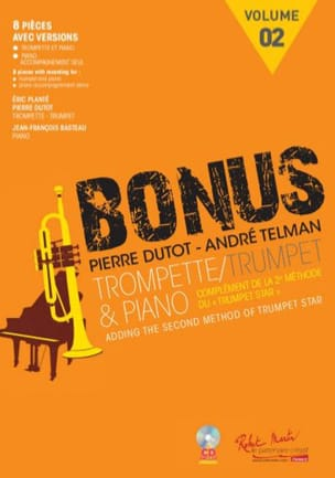 Pierre Dutot & André Telman - Bonus 2 - Complement of the 2nd method of the Trumpet Star - Sheet Music - di-arezzo.co.uk