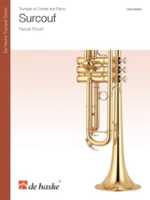 Surcouf - Pascal Proust - Partition - Trompette - laflutedepan.com