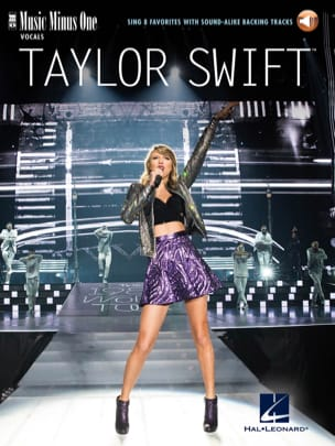 Taylor Swift - Taylor Swift - Sing 8 Favorites - Sheet Music - di-arezzo.co.uk
