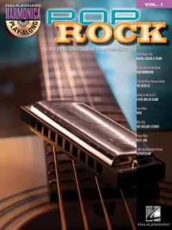Harmonica Play-Along Volume 1 - Pop Rock Partition laflutedepan
