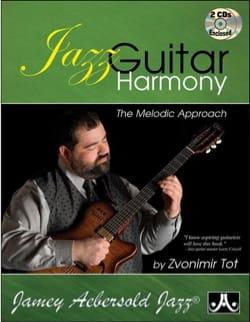 Tot Zvonimir - Jazz Guitar Harmony - Partition - di-arezzo.fr