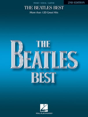BEATLES - The Beatles Best - 2nd Edition - Partition - di-arezzo.fr