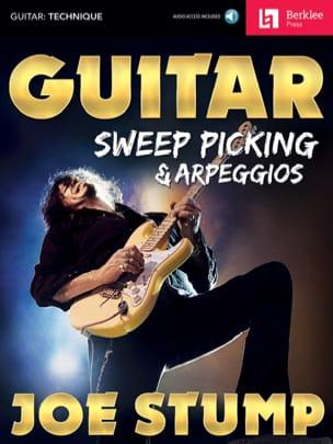 Guitar Sweep Picking & Arpeggios - Joe Stump - laflutedepan.com