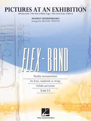 Pictures at an Exhibition - FlexBand laflutedepan