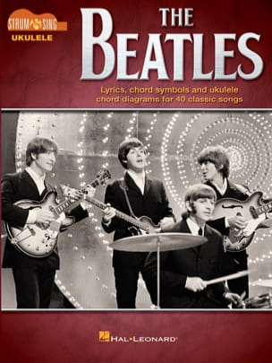 The Beatles – Strum & Sing Ukulele Beatles Partition laflutedepan
