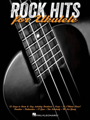 - Rock Hits for Ukulele - Partition - di-arezzo.fr