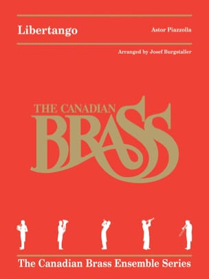 Libertango For Brass Quintet - The Canadian Brass - laflutedepan.com