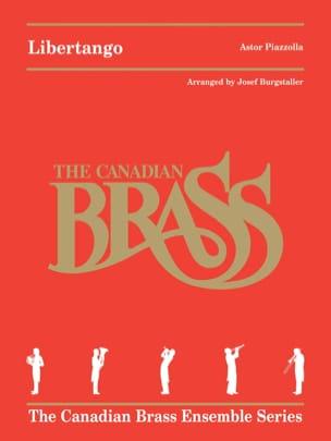 Libertango For Brass Quintet - The Canadian Brass laflutedepan