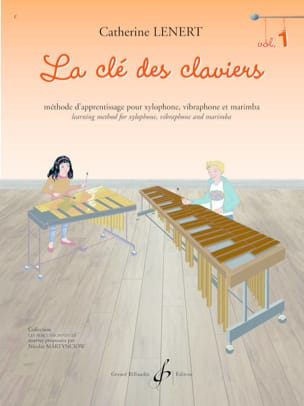 Catherine Lénert - La Clé des Claviers - Sheet Music - di-arezzo.co.uk