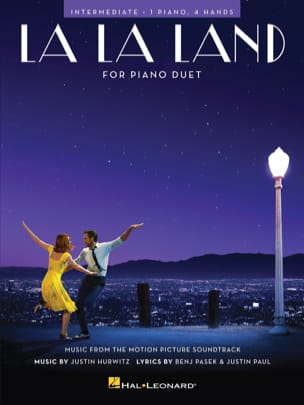 LA LA LAND - La La Land - Musique du Film - Piano 4 Mains - Sheet Music - di-arezzo.co.uk