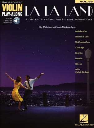 LA LA LAND - La La Land - Film Music - Violino - Partitura - di-arezzo.it