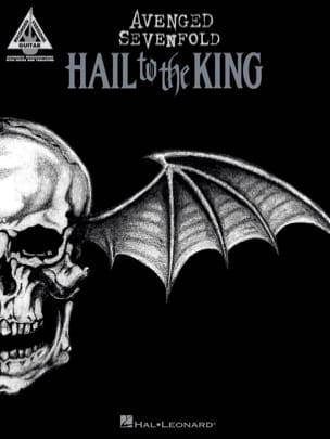 Hail To The King - Avenged Sevenfold - Partition - laflutedepan.com