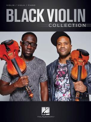 Black Violin Collection - Violin Black - Partition - laflutedepan.com