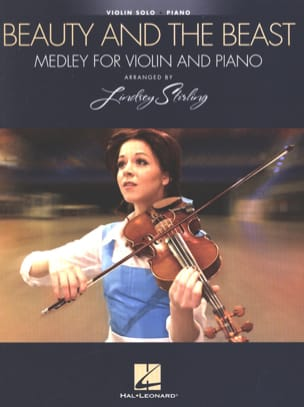 Beauty and the Beast Lindsey Stirling Partition Violon - laflutedepan