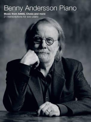Benny Andersson - Piano de benny andersson - Partitura - di-arezzo.es