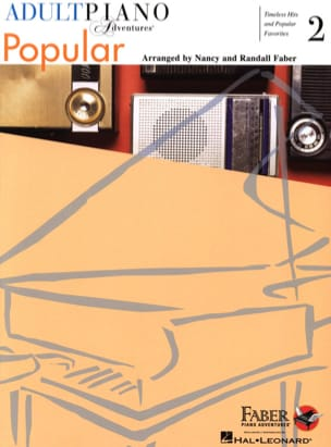 - Adult Piano Adventures Popular - Volume 2 - Partition - di-arezzo.fr