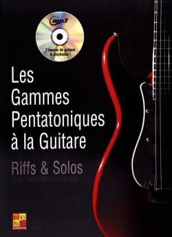 Eric Lemaire - The Pentatonic scales on the guitar - Sheet Music - di-arezzo.com