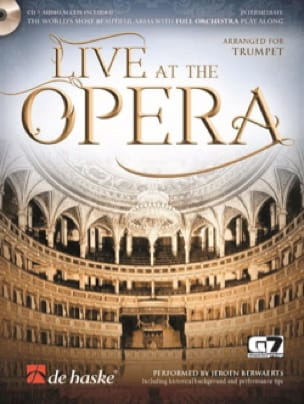Live at the Opera - Partition - Trompette - laflutedepan.com