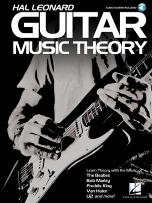 Hal Leonard Guitar Music Theory - Chad Johnson - laflutedepan.com