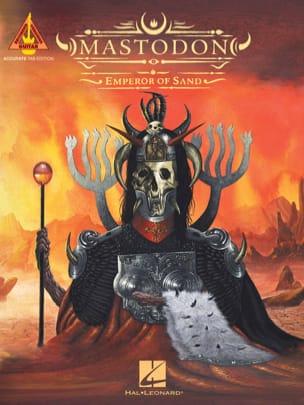 Emperor of Sand Mastodon Partition Pop / Rock - laflutedepan