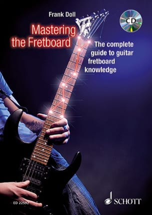 Mastering the Fretboard Frank Doll Partition Guitare - laflutedepan