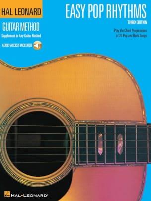 - Easy Pop Rhythms – Third Edition - Partition - di-arezzo.fr