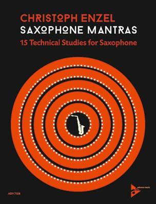 Christoph Enzel - Saxophone Mantras - Sheet Music - di-arezzo.com