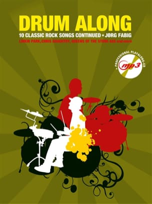 - Drum Along - Classic Rock Continued - Partition - di-arezzo.fr