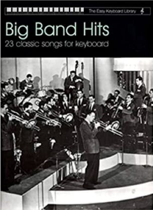 - Big Band Hits - Sheet Music - di-arezzo.com